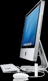 New iMac (2007)